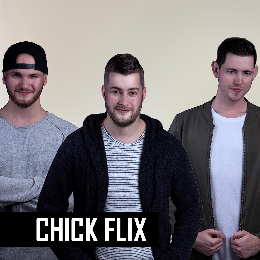DJ Chick Flix boeken bij Panic Music Bookings